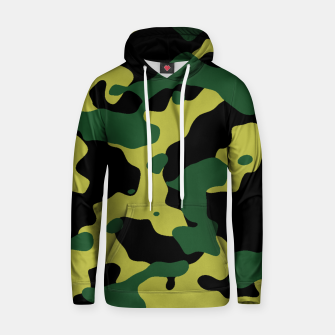 Thumbnail image of Camouflage Vert Sweat à capuche , Live Heroes