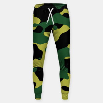 Thumbnail image of Camouflage Vert Pantalons, Live Heroes