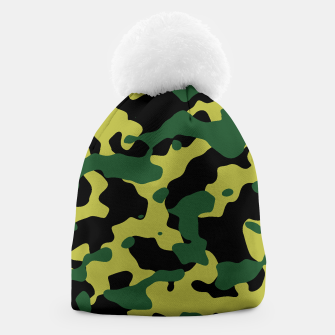 Thumbnail image of Camouflage Vert Bonnet, Live Heroes