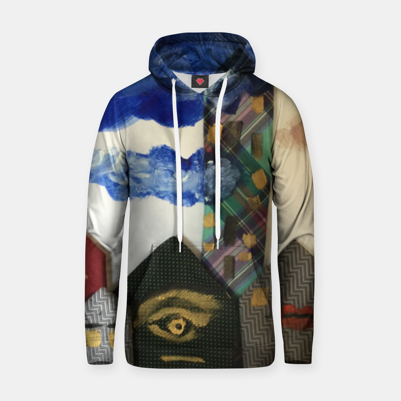 Image of Citty Sudadera con capucha - Live Heroes