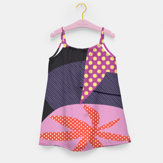 Thumbnail image of Sahara Street Passionita Girl's dress, Live Heroes