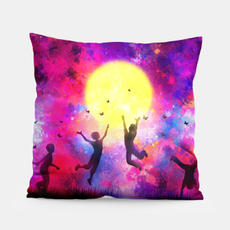 Miniatur Dreamy Night Pillow, Live Heroes
