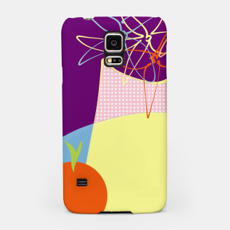 Thumbnail image of Sahara Street Spring Floral Samsung Case, Live Heroes