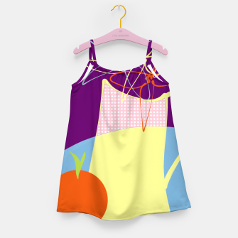 Thumbnail image of Sahara Street Spring Floral Girl's dress, Live Heroes