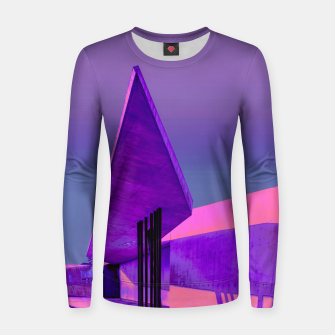 Thumbnail image of Dawn Women sweater, Live Heroes