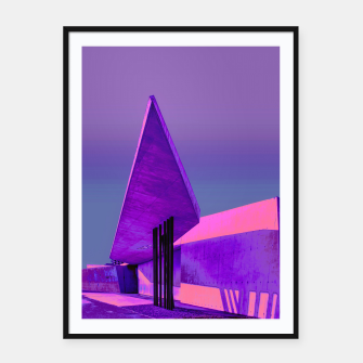 Thumbnail image of Dawn Framed poster, Live Heroes