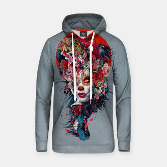 Miniatur Day of the Dead Hoodie, Live Heroes