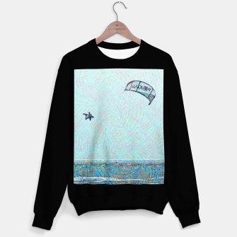 Thumbnail image of megaloop Sweater regular, Live Heroes