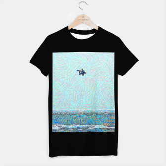 Thumbnail image of megaloop T-shirt regular, Live Heroes
