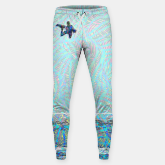 Thumbnail image of megaloop Sweatpants, Live Heroes