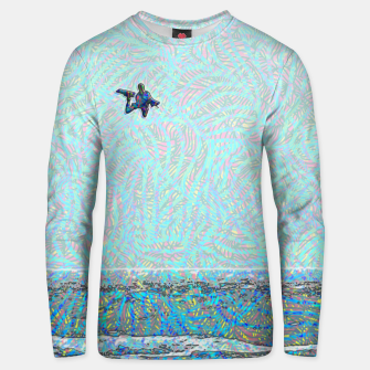 Thumbnail image of megaloop Unisex sweater, Live Heroes