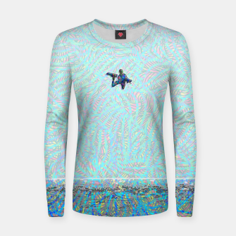 Thumbnail image of megaloop Women sweater, Live Heroes