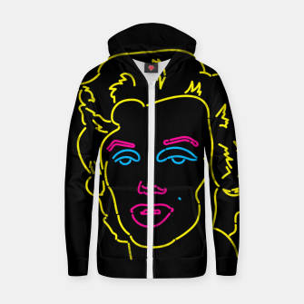 Thumbnail image of Popart 67 Zip up hoodie, Live Heroes