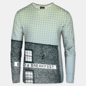 Thumbnail image of Bed & Breakfast Unisex sweater, Live Heroes