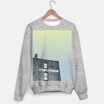 Thumbnail image of Bed & Breakfast Sweater regular, Live Heroes