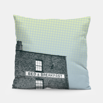 Thumbnail image of Bed & Breakfast Pillow, Live Heroes