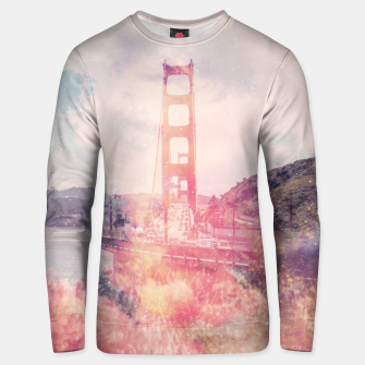 Thumbnail image of San Fran Unisex sweater, Live Heroes