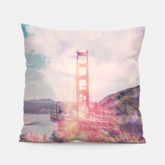 Thumbnail image of San Fran Pillow, Live Heroes