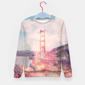 Thumbnail image of San Fran Kid's sweater, Live Heroes