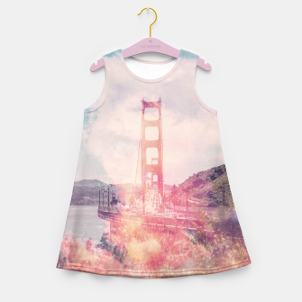 Thumbnail image of San Fran Girl's summer dress, Live Heroes