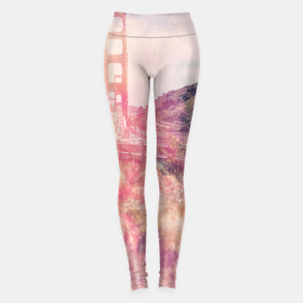 Thumbnail image of San Fran Leggings, Live Heroes