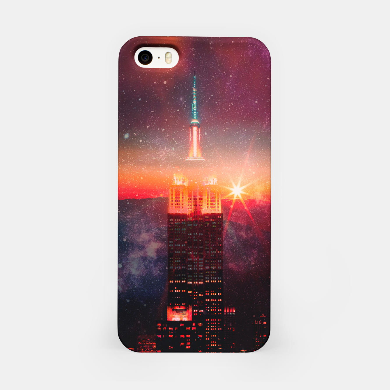 Image of A World Away iPhone Case - Live Heroes