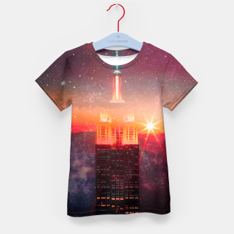 Thumbnail image of A World Away Kid's t-shirt, Live Heroes