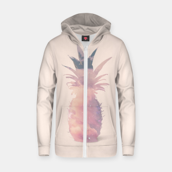 Inner Fruits Zip up hoodie thumbnail image