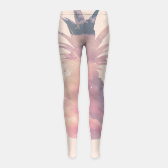 Thumbnail image of Inner Fruits Girl's leggings, Live Heroes