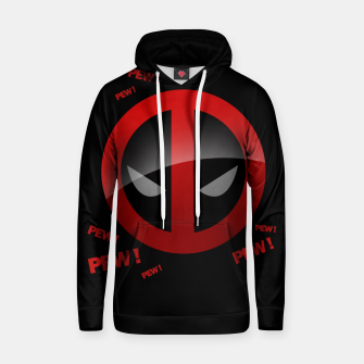 Thumbnail image of PEW PEW Sudadera con capucha, Live Heroes