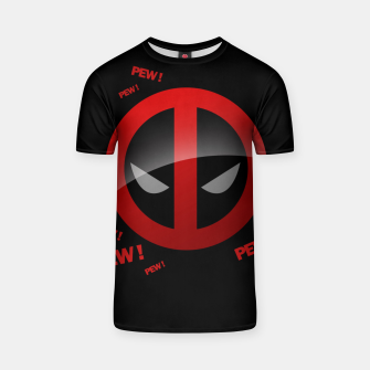 Thumbnail image of PEW PEW Camiseta, Live Heroes