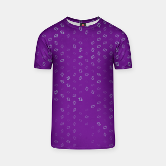 Thumbnail image of pisces zodiac sign pattern pt T-shirt, Live Heroes