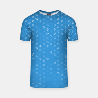 Thumbnail image of pisces zodiac sign pattern wb T-shirt, Live Heroes