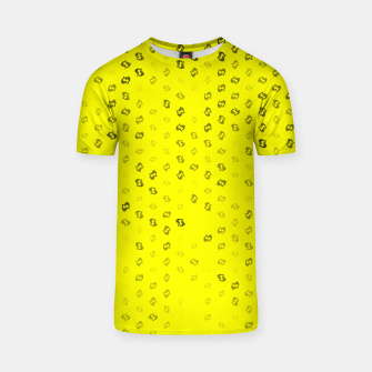 Thumbnail image of pisces zodiac sign pattern yb T-shirt, Live Heroes