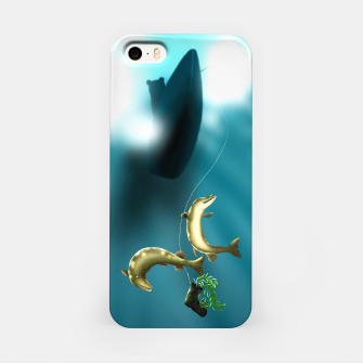 Thumbnail image of Mischievous Pikes iPhone Case, Live Heroes