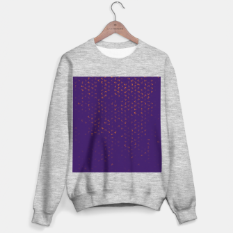 virgo zodiac sign pattern po Sweater regular thumbnail image