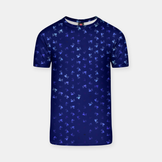 Thumbnail image of virgo zodiac sign pattern std T-shirt, Live Heroes