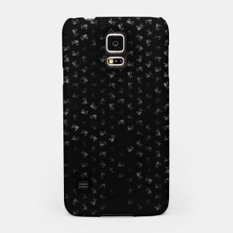virgo zodiac sign pattern bw Samsung Case thumbnail image