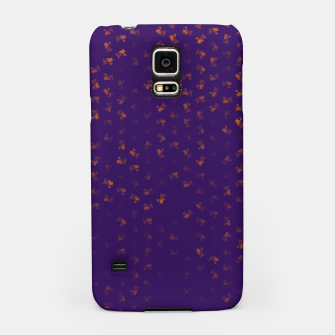 virgo zodiac sign pattern po Samsung Case thumbnail image