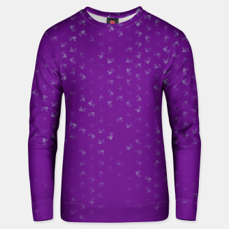 virgo zodiac sign pattern pt Unisex sweater thumbnail image