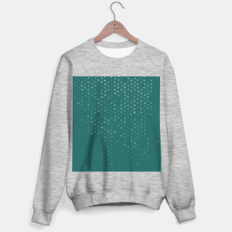 virgo zodiac sign pattern tw Sweater regular thumbnail image