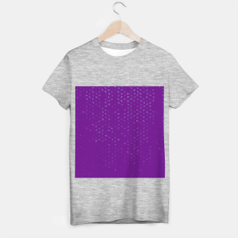 virgo zodiac sign pattern pt T-shirt regular thumbnail image