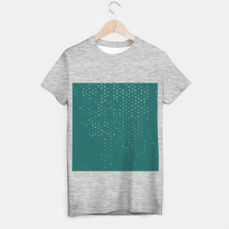 virgo zodiac sign pattern tw T-shirt regular thumbnail image