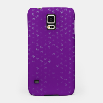 virgo zodiac sign pattern pt Samsung Case thumbnail image