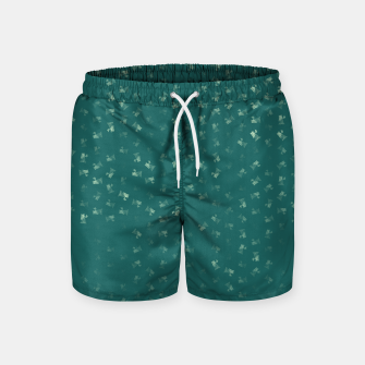 virgo zodiac sign pattern tw Swim Shorts thumbnail image
