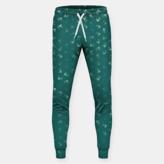 virgo zodiac sign pattern tw Sweatpants thumbnail image