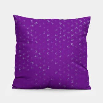 virgo zodiac sign pattern pt Pillow thumbnail image