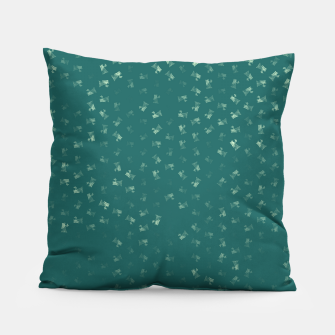 virgo zodiac sign pattern tw Pillow thumbnail image