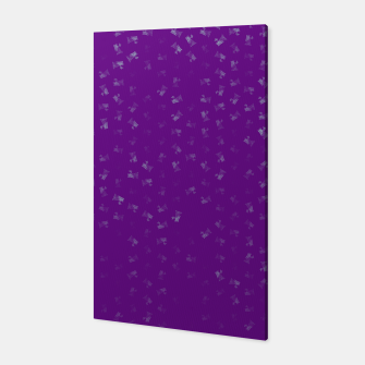 virgo zodiac sign pattern pt Canvas thumbnail image