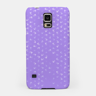 virgo zodiac sign pattern pu Samsung Case thumbnail image